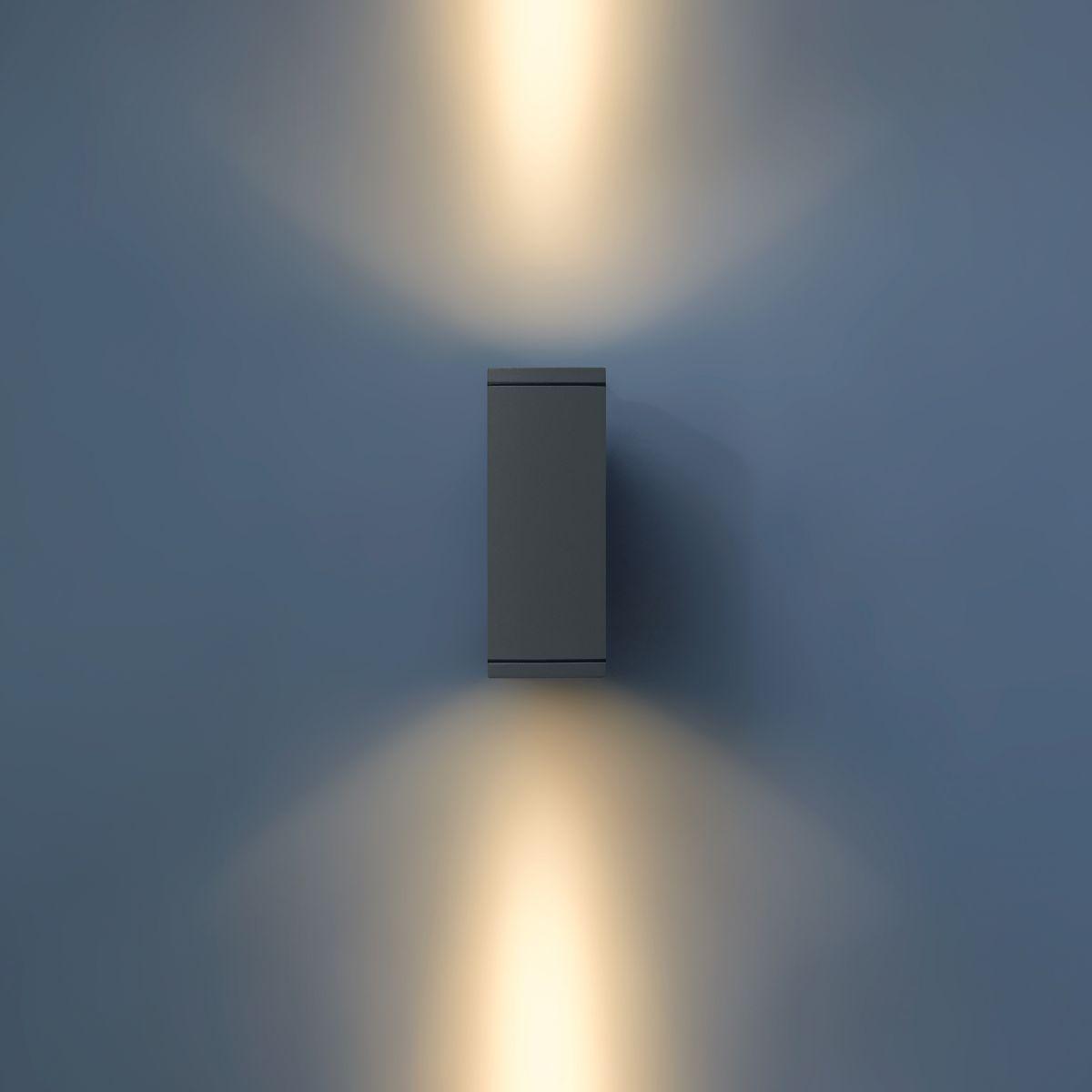 BRONCO Wall Up/Downlight Narrow Beam