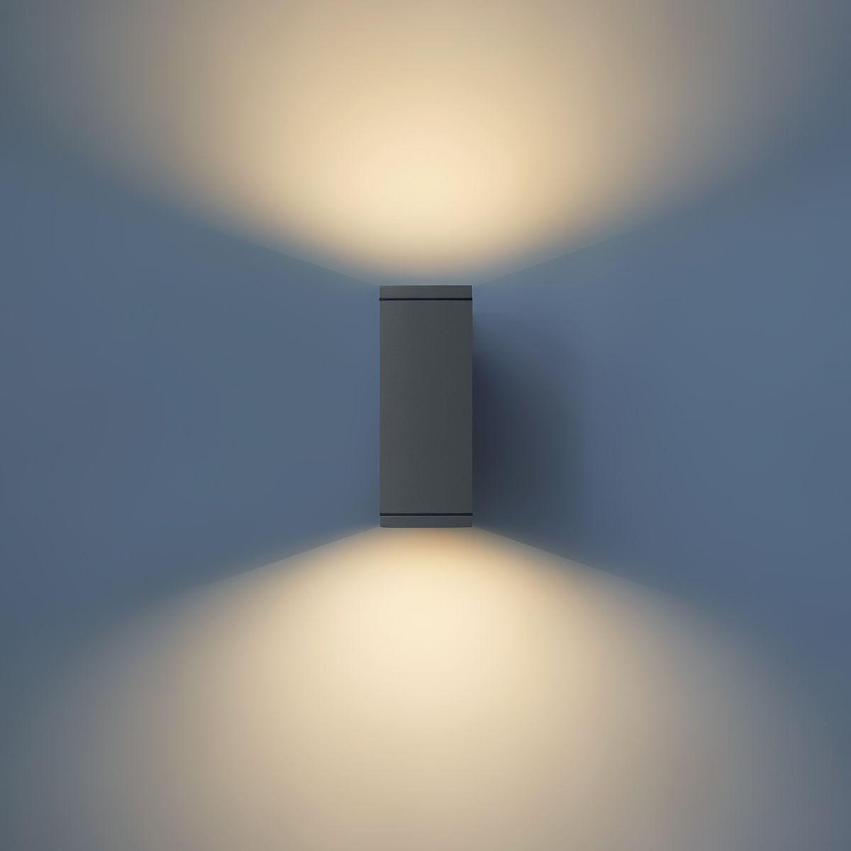 BRONCO Wall Up/Downlight Asymmetric