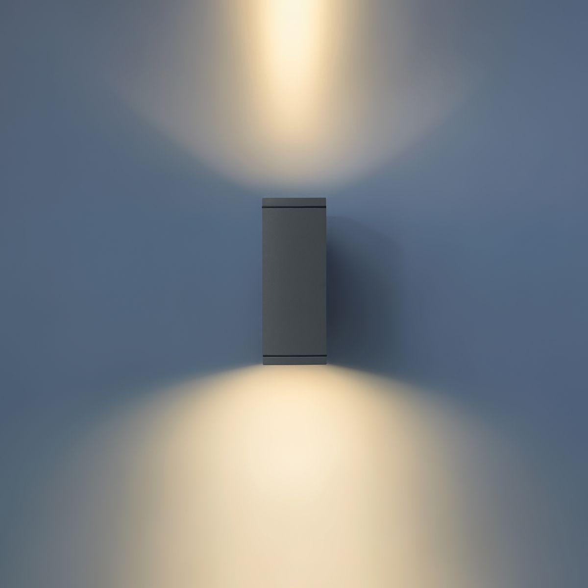 BRONCO Wall Up/Downlight Narrow Beam/Wide Spread