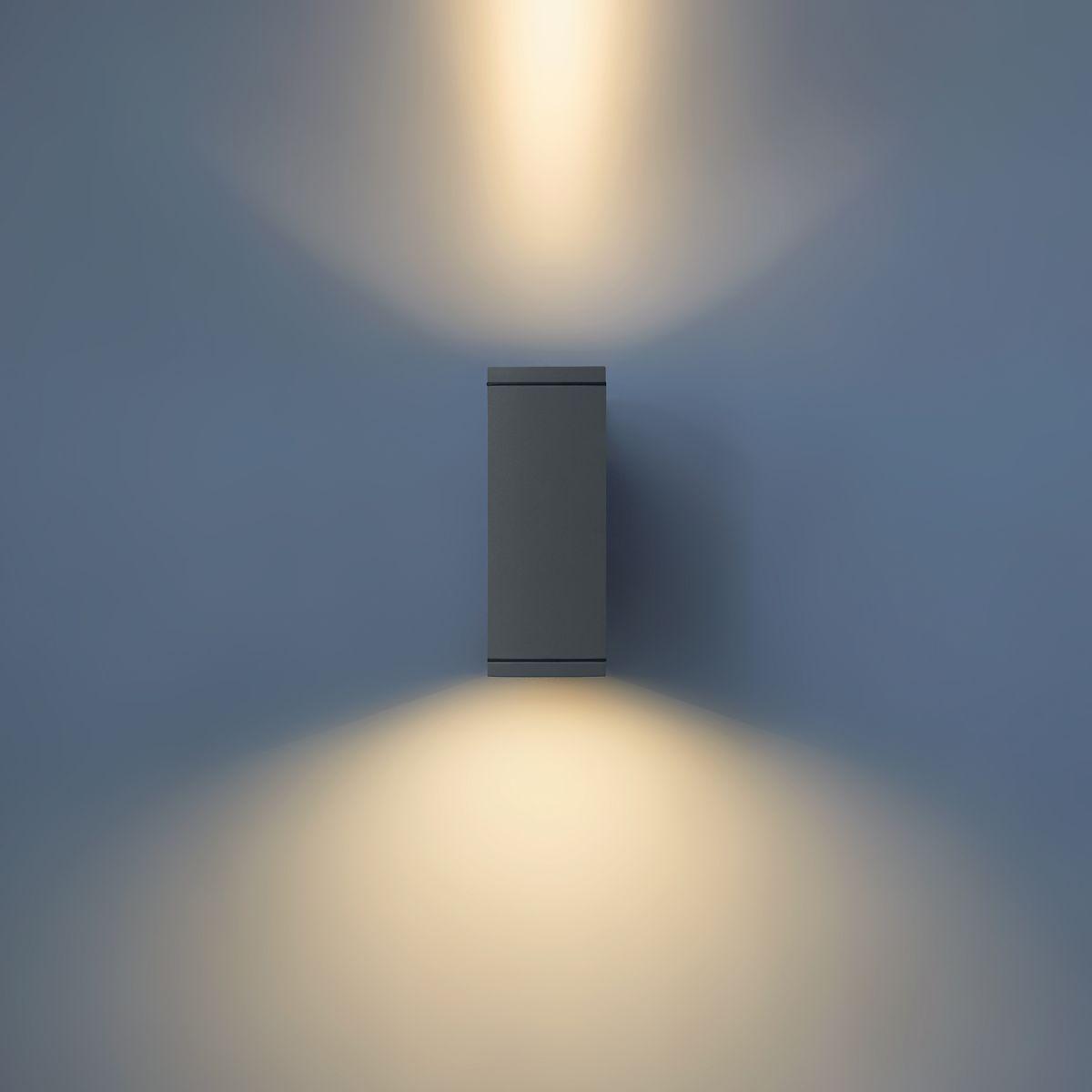 BRONCO Wall Up/Downlight Narrow Beam/Asymmetric