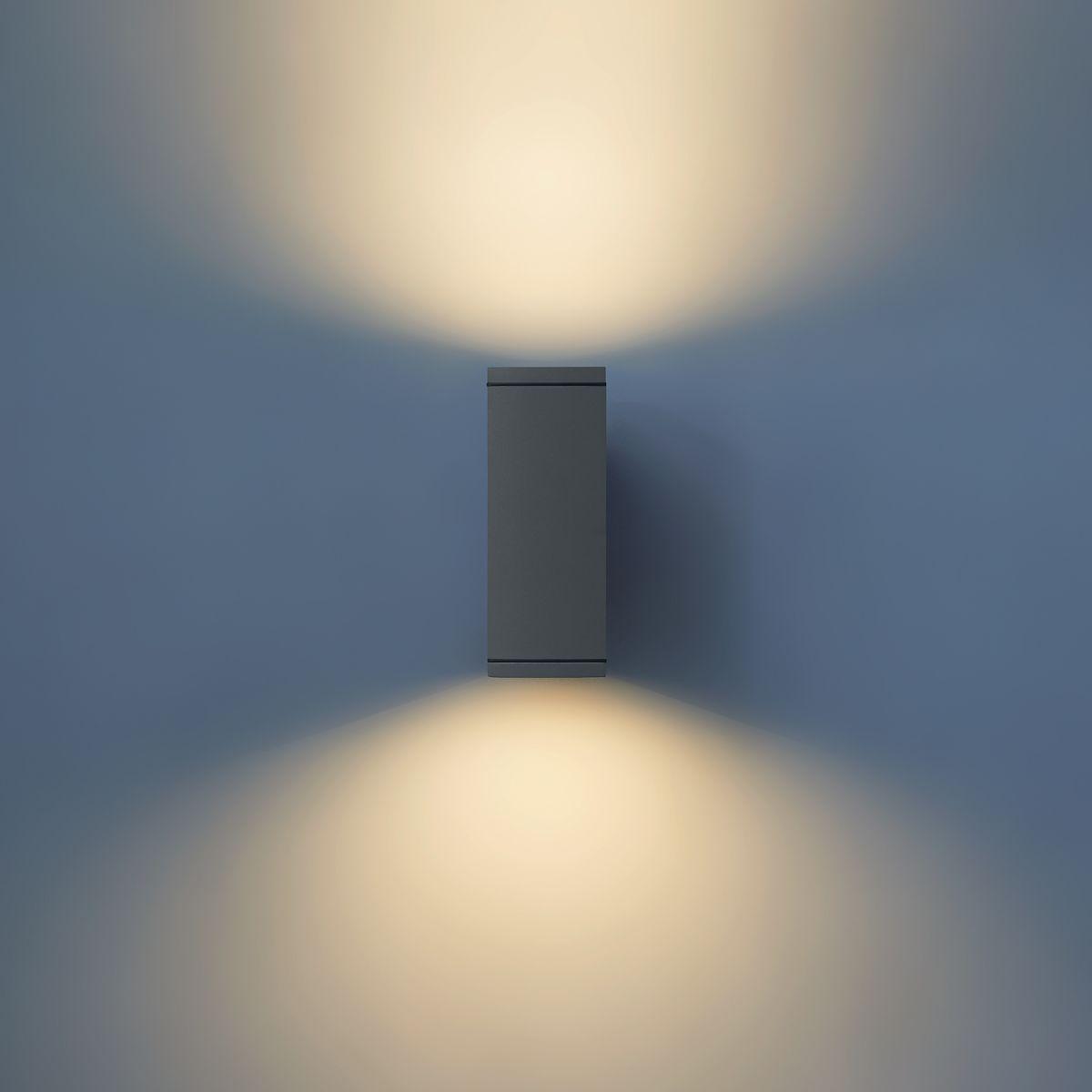 BRONCO Wall Up/Downlight Wide Spread/Asymmetric