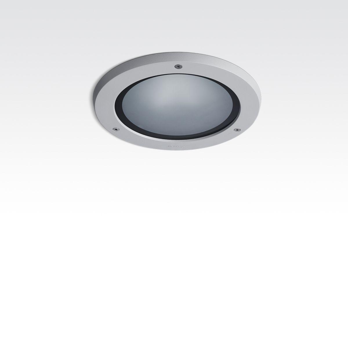 Maxi TUBE - Recess Downlight / Frost Glass